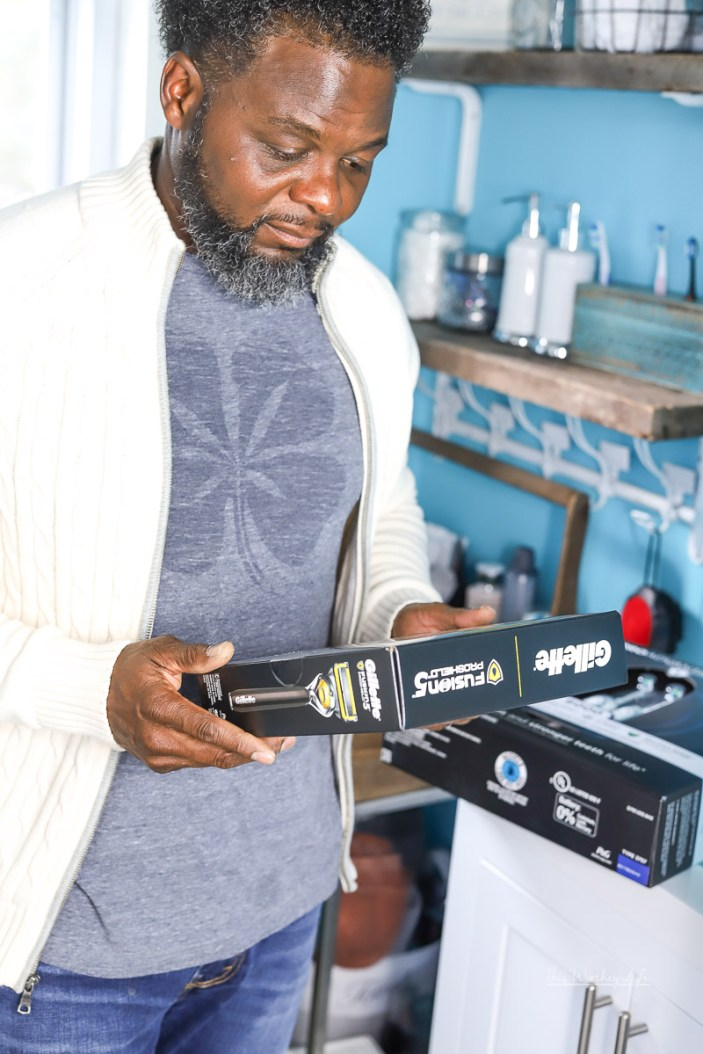 This holiday season, use my grooming tips for men to help you get holiday ready!