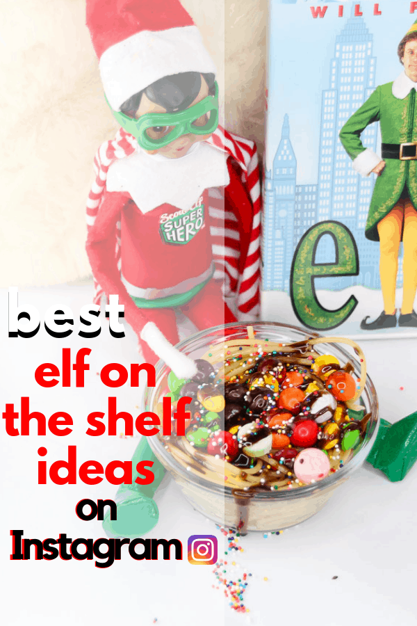 Need new inspiration for Elf on the Shelf ideas? Check out our round of best elf on the shelf ideas from Instagram!