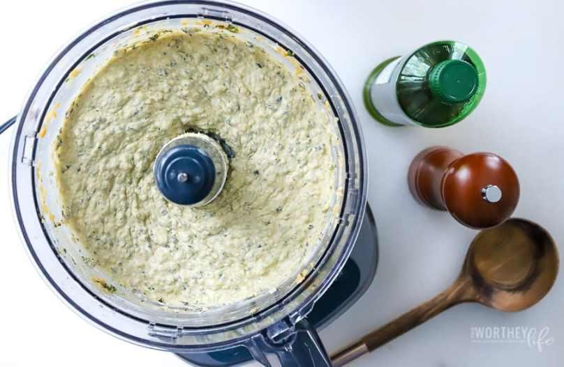 The Tastiest Cream Cheese Hummus