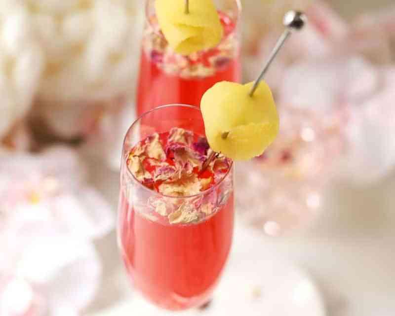 Valentine's Day Mocktail
