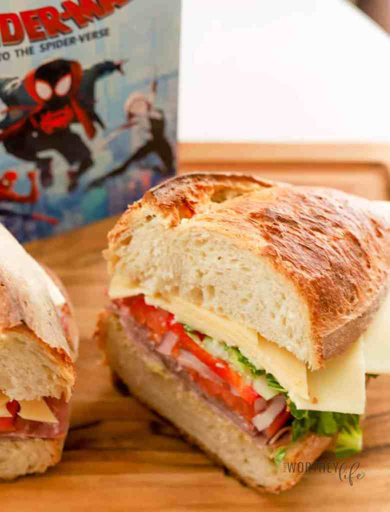 The Best Sandwiches