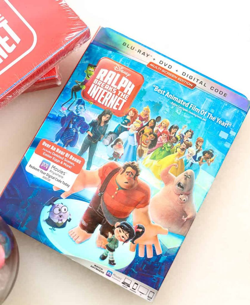 When Is The Release of Ralph Breaks the Internet on DVD