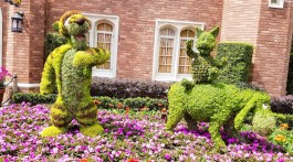 What to expect at Flower and Garden: Epcot's Premier International Festival