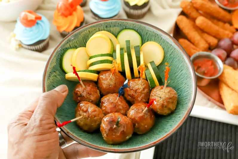Easy game day food ideas