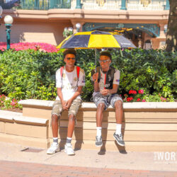 Tips on what to bring in your backpack at Disney
