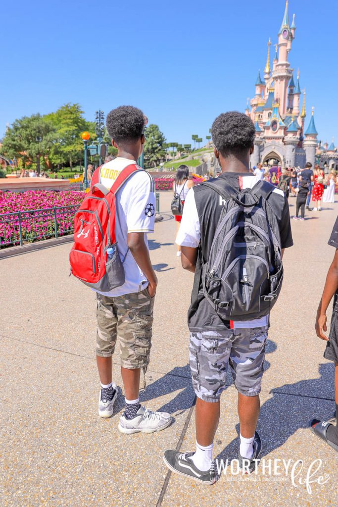 Disney Park Backpack Packing Tips for Staying Prepared