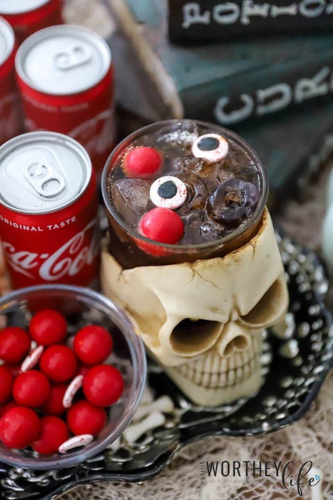 Halloween Cocktail idea