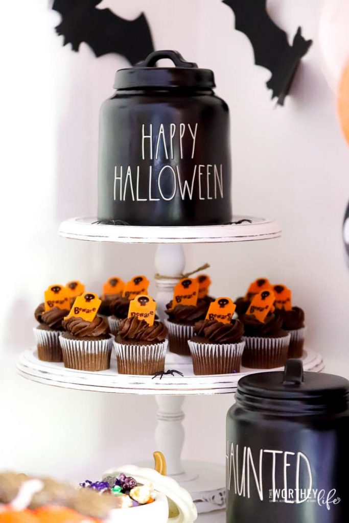Where to find Rae Dunn Halloween canisters