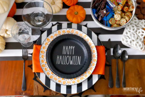 Easy party ideas for Halloween
