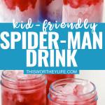 Spider-Man Drink recipe idea
