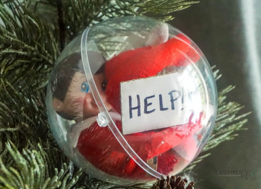 Elf on the Shelf prank ideas