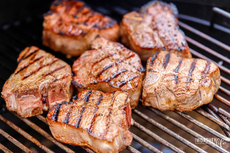 The best grilling tips for lamb chops