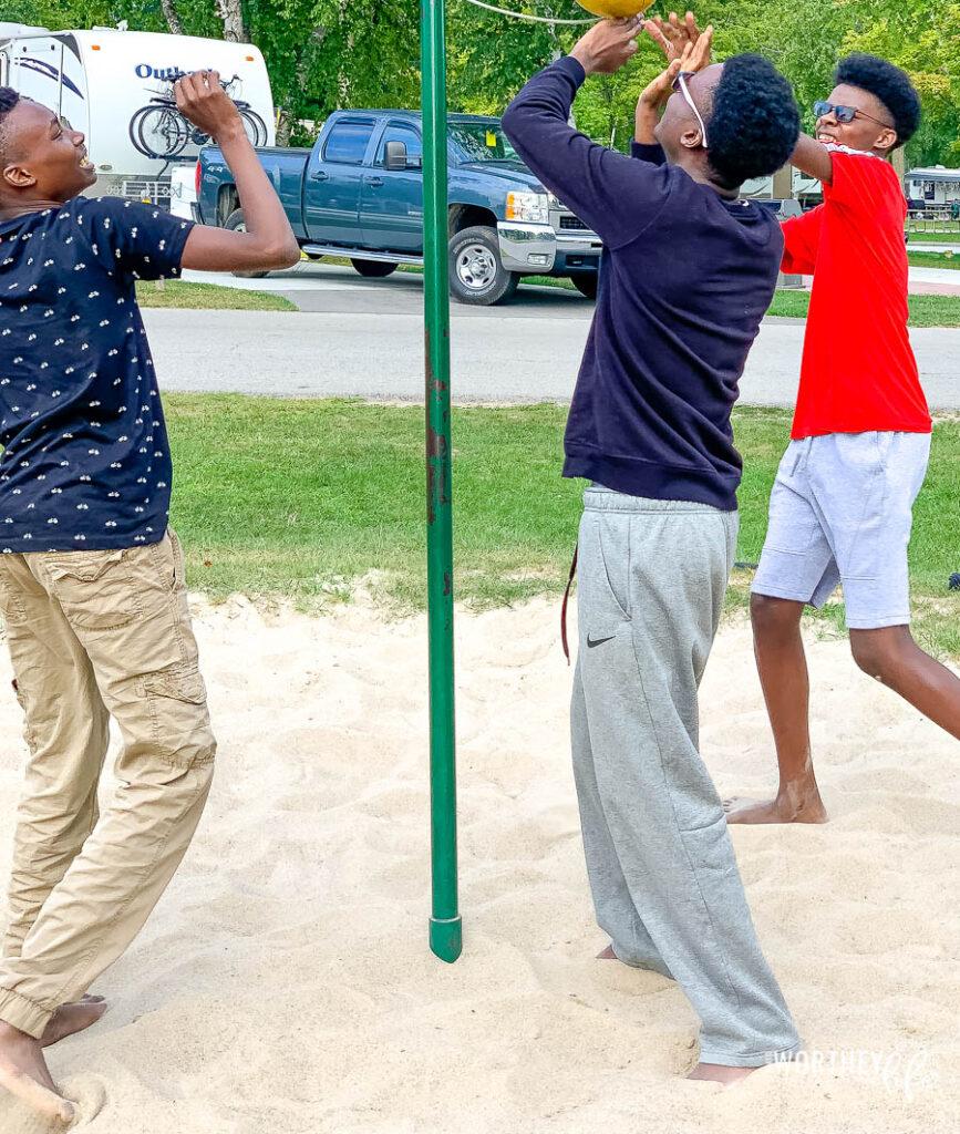 Things to do on a KOA Campground