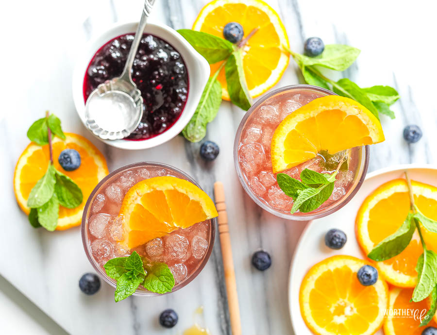 Easy mocktail recipes