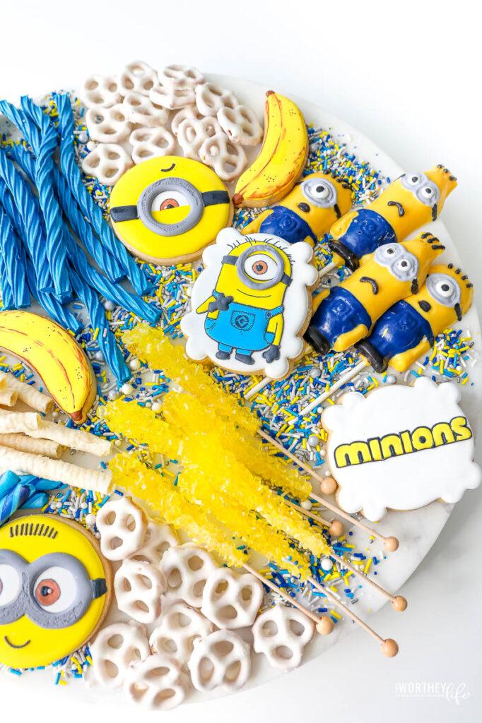 Minions Party Board