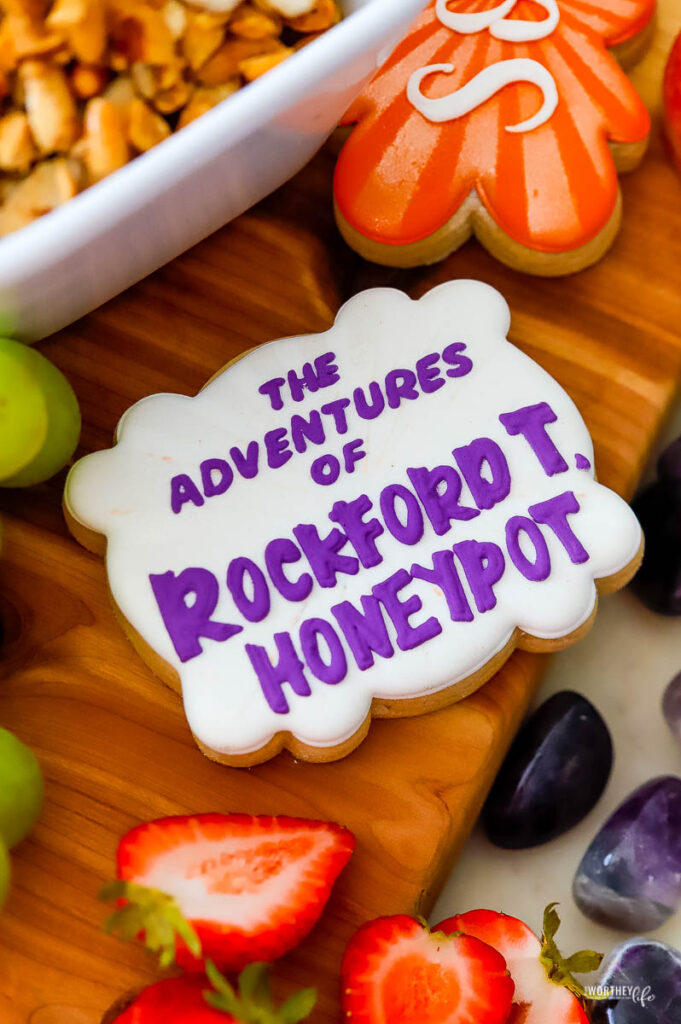 Synopsis of The Adventures of Rockford T. Honeypot