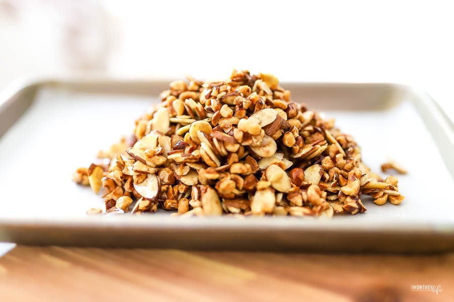 how to make nutty nuts