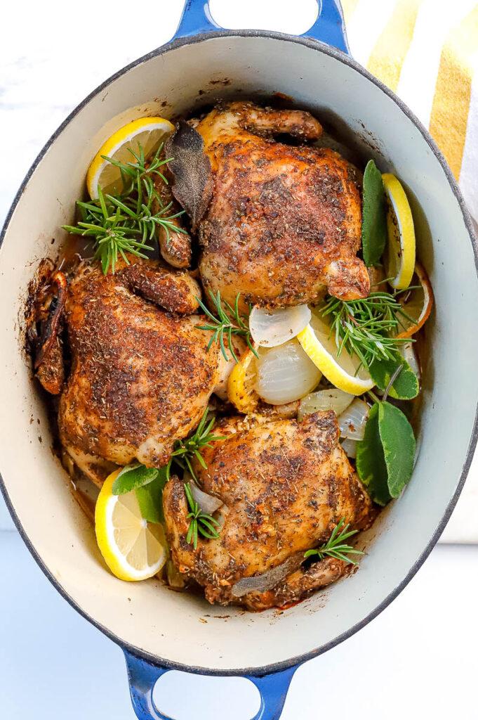 the best cornish hens
