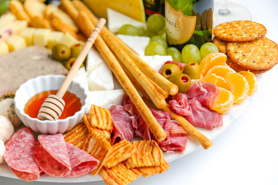 how to create a party platter