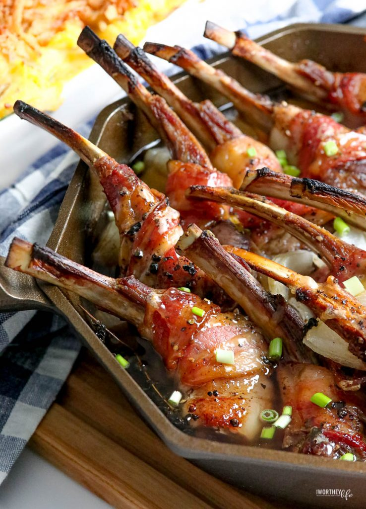 the top bacon and lamb recipes