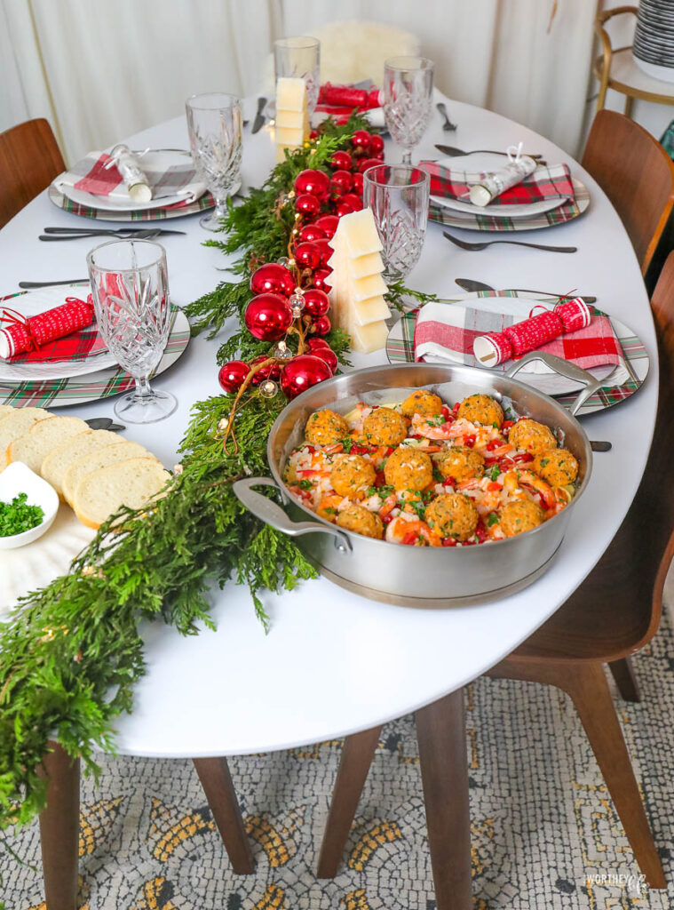 holiday dinner ideas