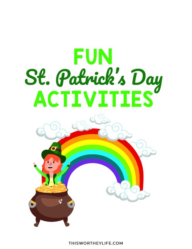 St. Patrick's Day Worksheets - Free Printables