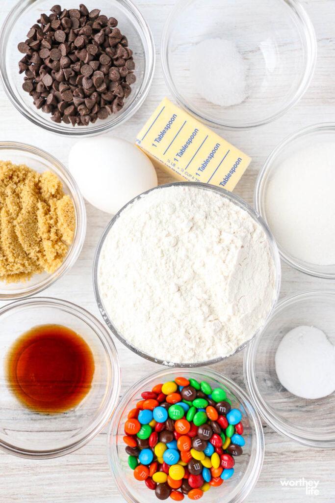 cookie monster ingredients