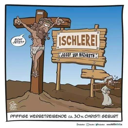 Tischlerei Josef von Nazareth. Quelle: motivated.de