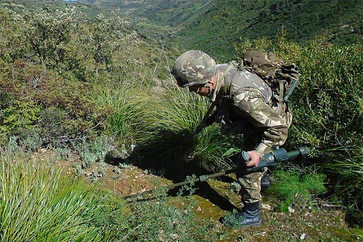 استشهاد جنديين بولاية عين الدفلى