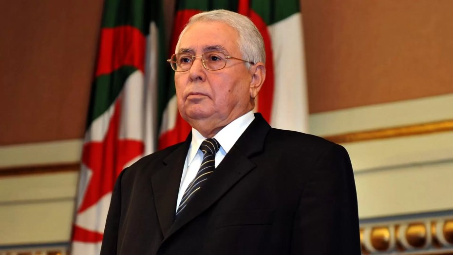 بن صالح يعلن عن موعد الانتخابات