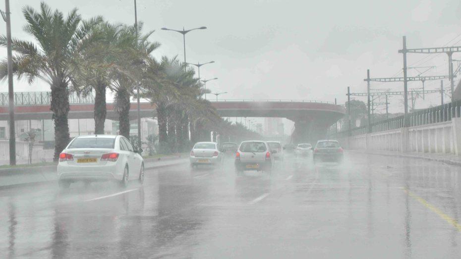 لأمن الوطني يحذر مستعملي الطريق من التقلبات الجوية