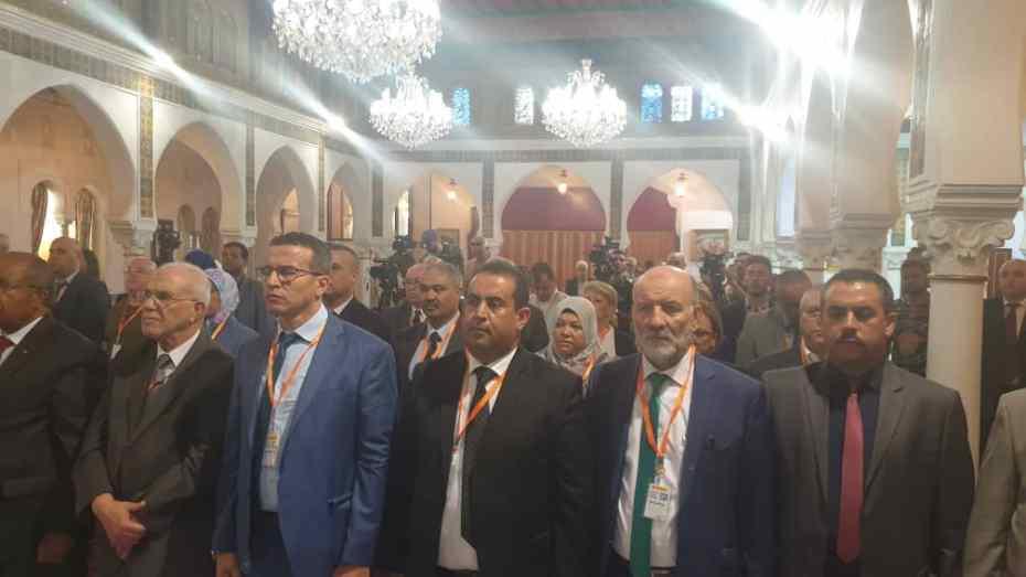 قائمة أعضاء المجلس الوطني للسلطة الوطنية المستقلة للانتخابات