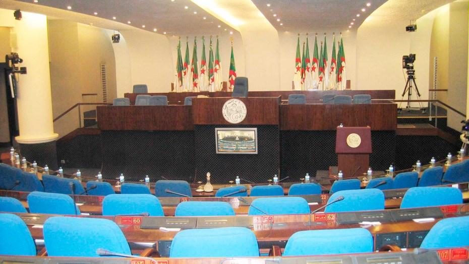تنصيب الهياكل الجديدة للمجلس الشعبي الوطني