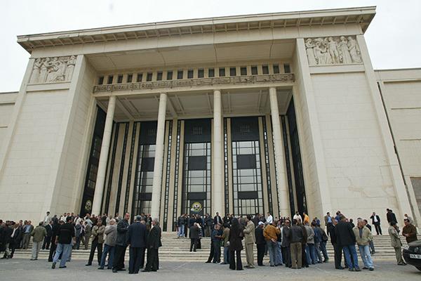 المركزية النقابية الاتحاد العام للعمال الجزائريين