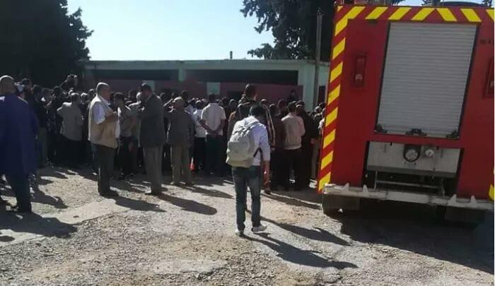 جدار دورة مياه يقتل تلميذا ويصيب آخرين ووزير التربية يتوعد المسؤولين