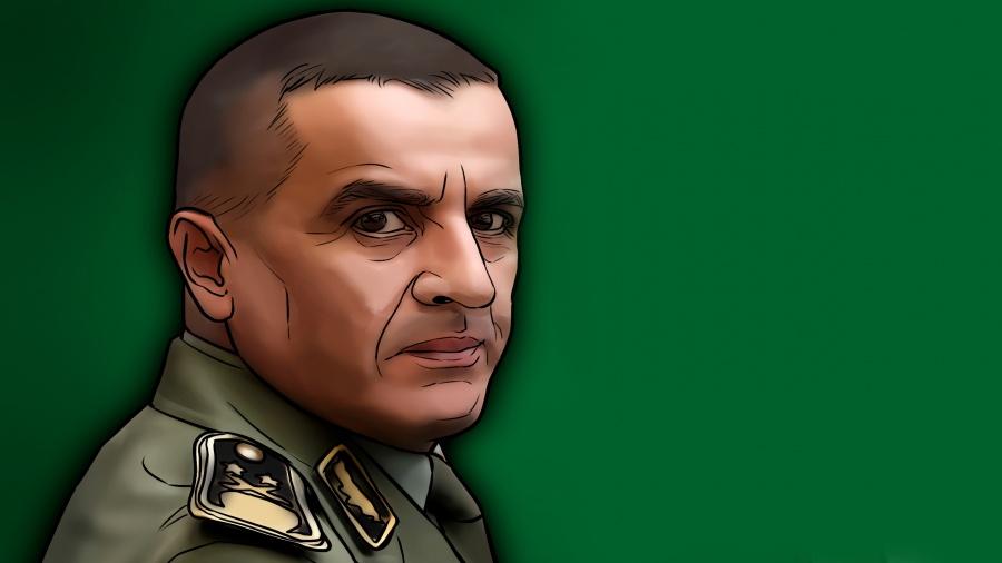 الجنرال قايدي