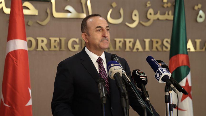 جاويش أوغلو يكشف سبب إلغاء التأشيرة الإلكترونية للجزائريين