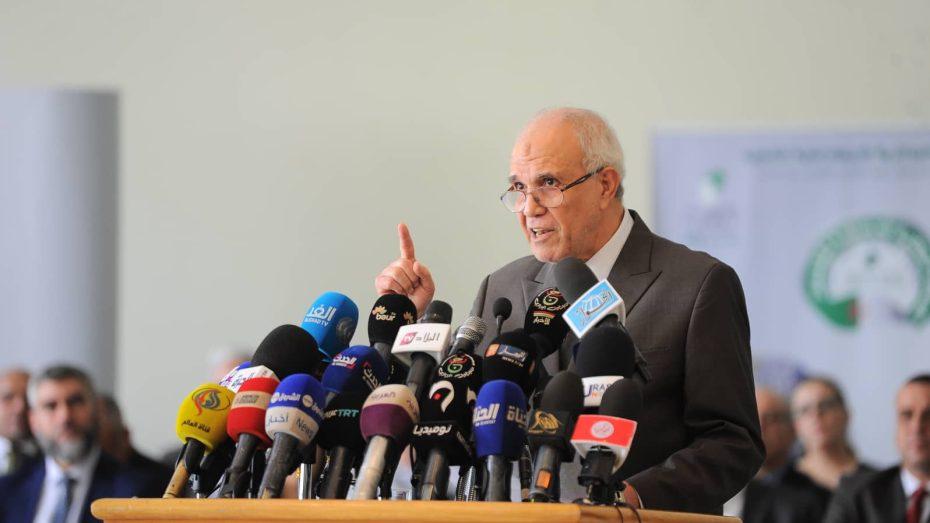 خمسة مترشحين يخوضون غمار رئاسيات 12 ديسمبر