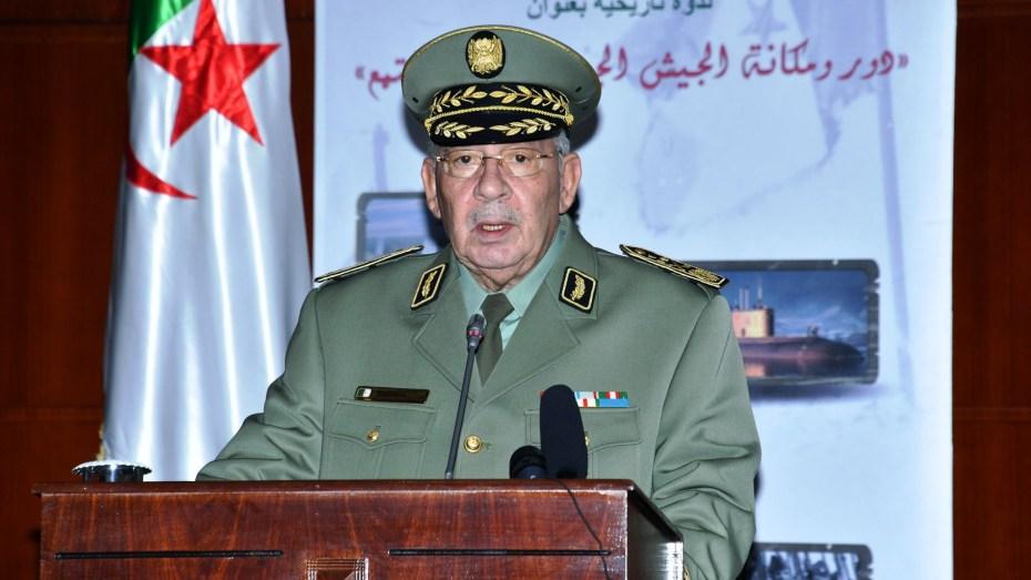 قايد صالح: العصابة تسعى للتلاعب بمصير الجزائر