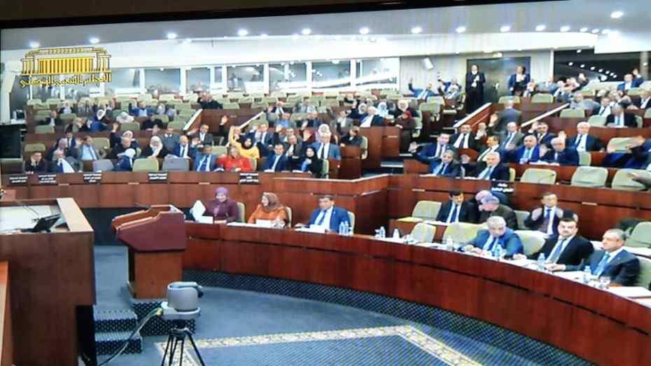 نواب المجلس الشعبي الوطني يصادقون على مشروع قانون المحروقات
