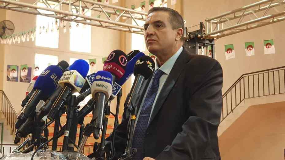 بلعيد: هناك من يسعى لتوجيه صوت الشعب