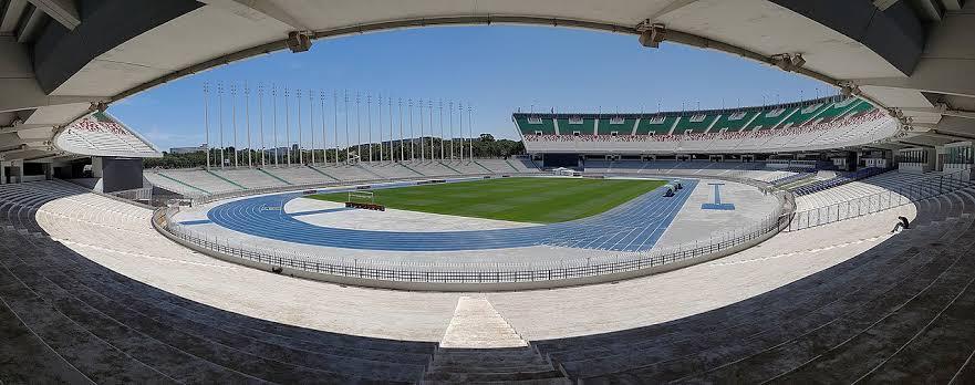 تقنية جديدة في الملاعب الجزائرية