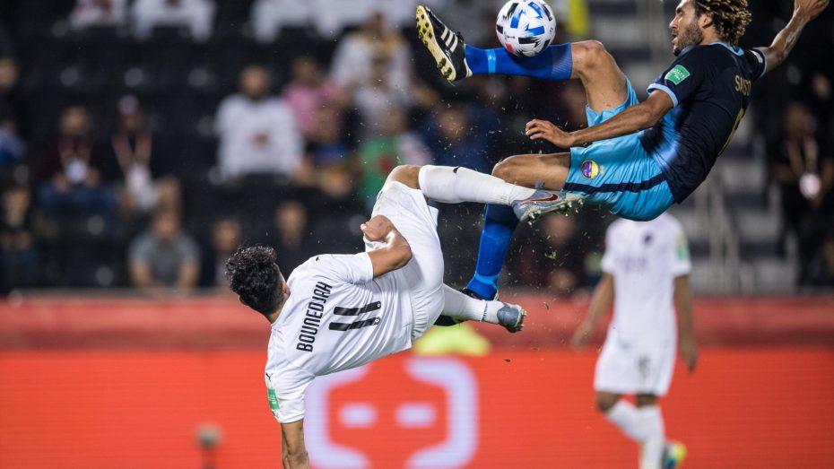 بونجاح يتوج بأول لقب في كأس العالم للأندية