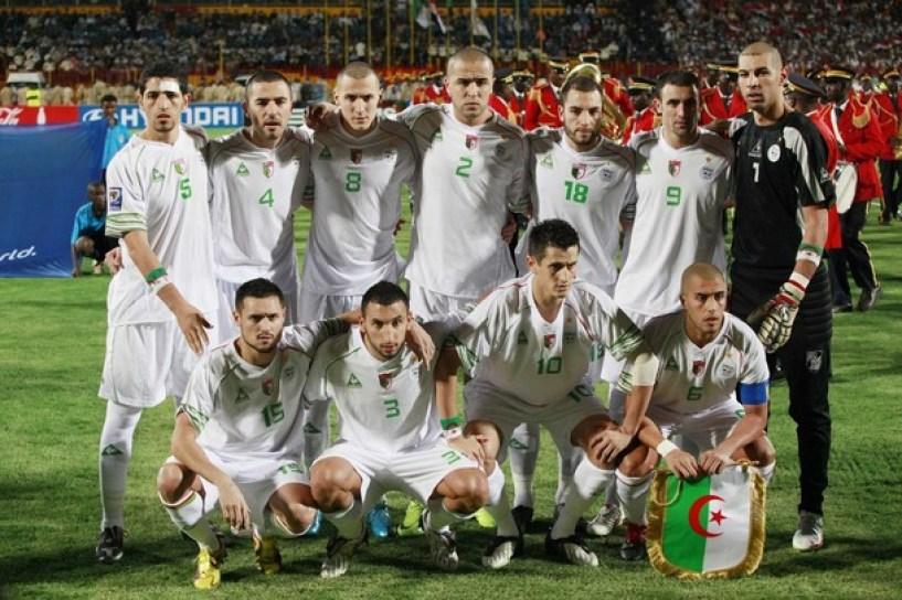أبطال ملحمة ام درمان وأفضل منتخب افريقي سنة 2009