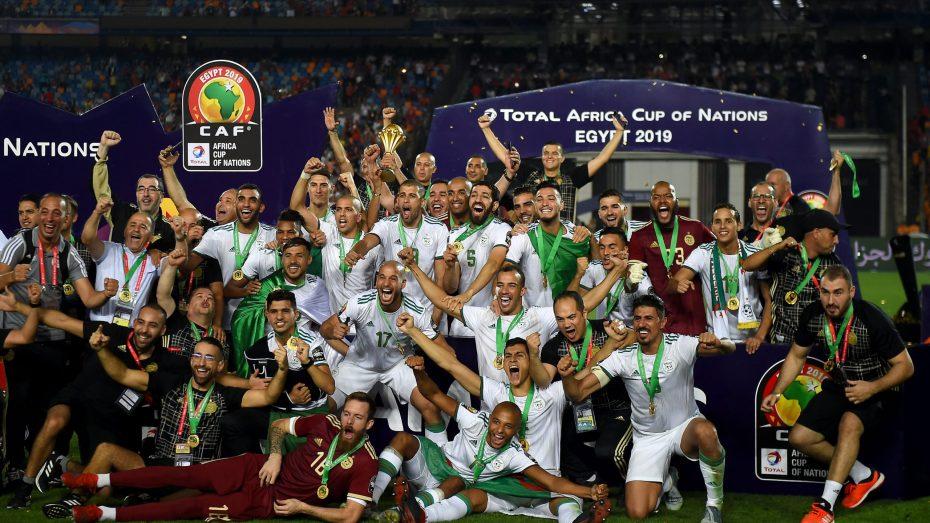 """المنتخب الجزائري يتعرف على برنامجه الكامل في منافسة كأس العرب """"فيفا"""" 2021"""