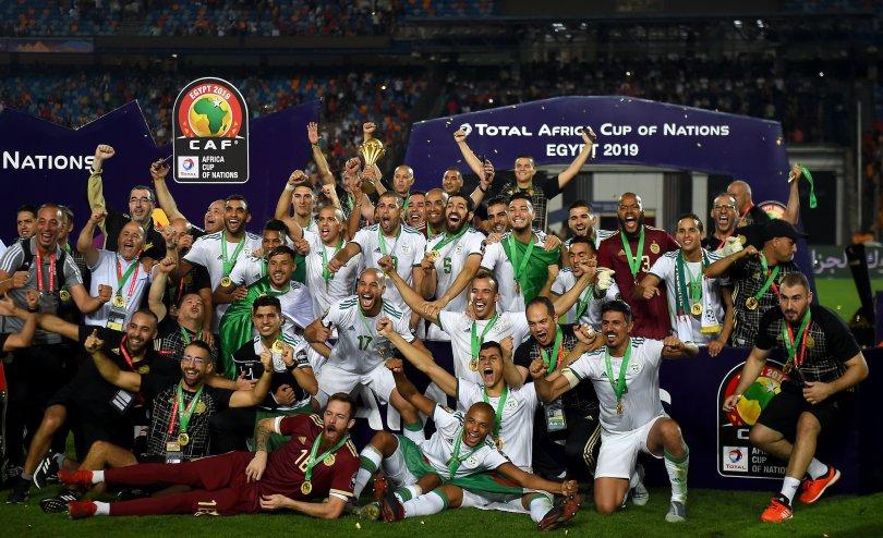 الخضر أبطال افريقيا للمرة الثانية في التاريخ
