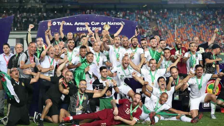 ثلاثة عوامل جعلت المنتخب الجزائري الأفضل في القارة الإفريقية