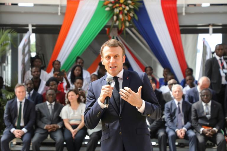ماكرون : الاستعمار كان خطأ جسيما ارتكبته فرنسا