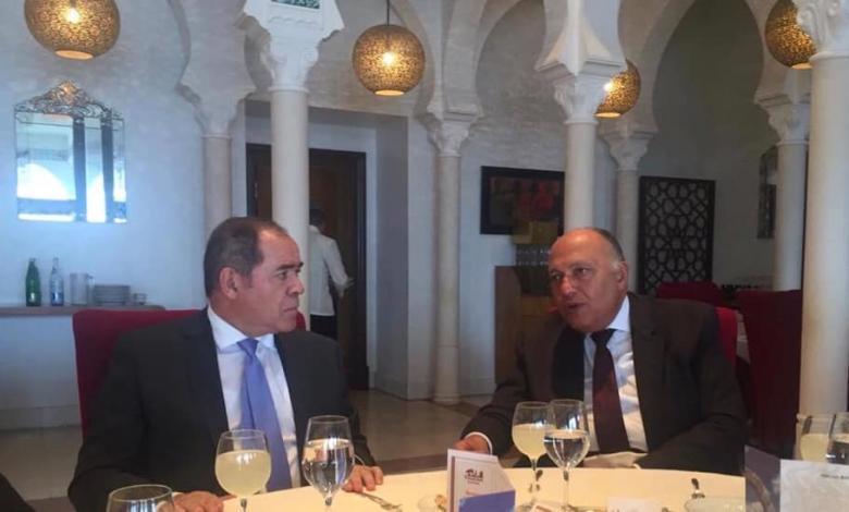 توافق جزائري- مصري حول الأزمة الليبية