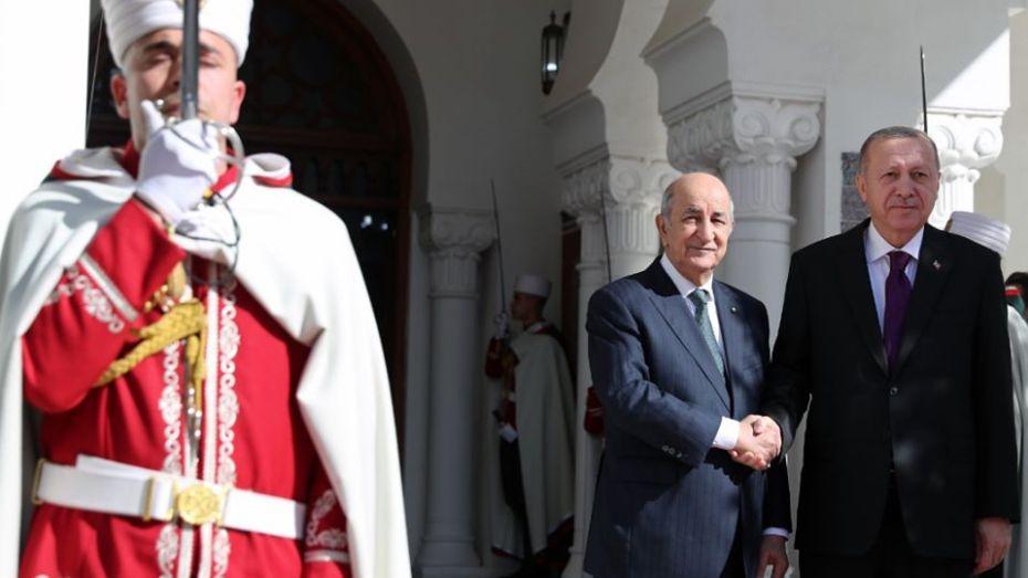 تبون يعلن عن مجلس جزائري تركي قريبا
